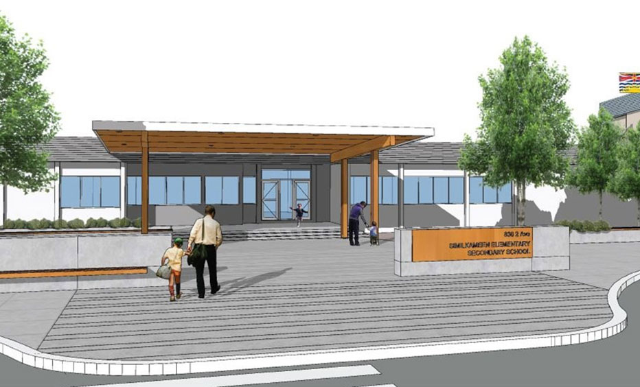 Similkameen Elementary Secondary School Concept